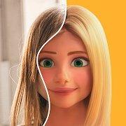 迪士尼漫画脸