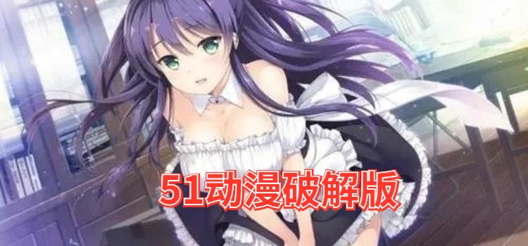51动漫破解版