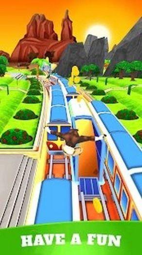 运行地铁竞赛游戏安卓版(1)