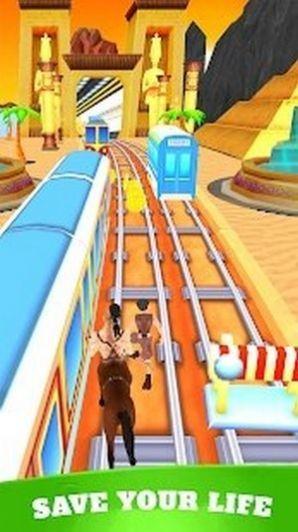 运行地铁竞赛游戏安卓版(3)