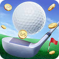 击打高尔夫