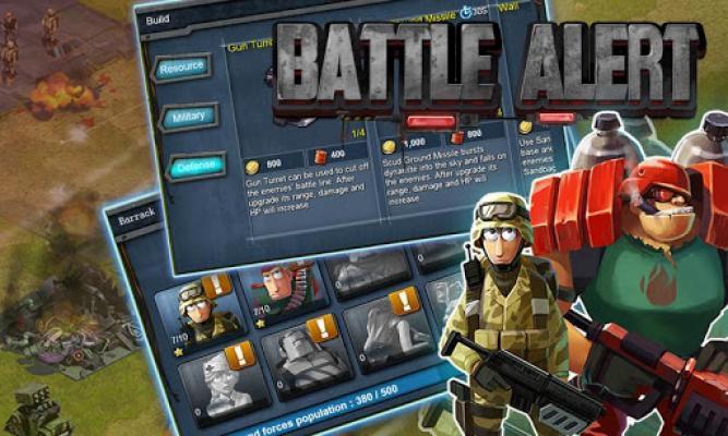 战地红色警戒(Battle Alert - Empire Defense)(2) onerror=